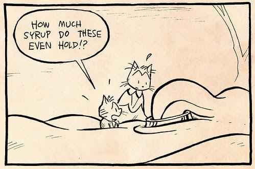 Laugh-Out-Loud Cats #1880 by Ape Lad