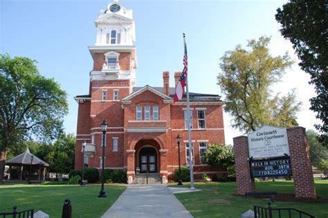 Gwinnett Historic Courthouse, Lawrenceville   cityseeker