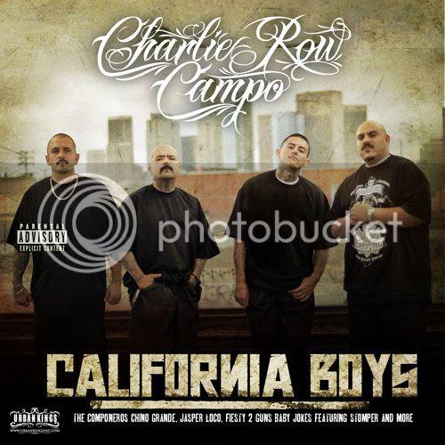 Charlie Row Campo California Boys