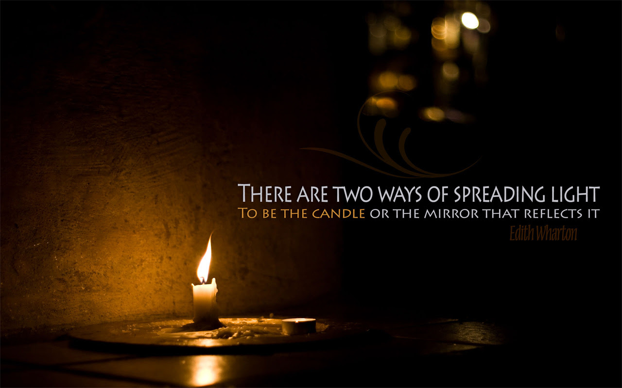 Quotes About Light Candle 118 Quotes