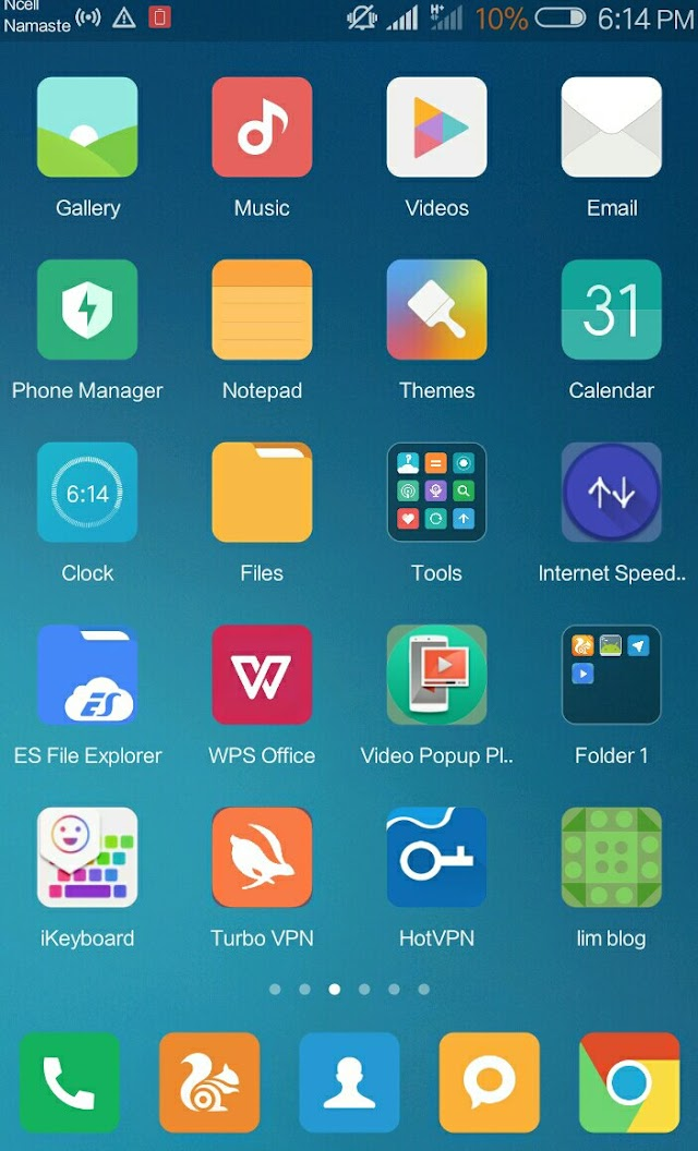 make default theme miui in any huawei phone without app