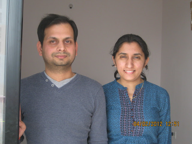 Varsha & Sachin Singh, The First Citizens of Nanded City Pune