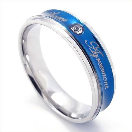 konov bijoux bague homme fian ailles mariage alliance amour acier inoxydable anneaux. Black Bedroom Furniture Sets. Home Design Ideas