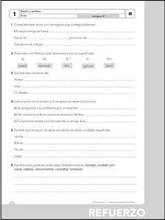Ciencias Sociales 4 Primaria Anaya Material Fotocopiable Acerca De Materiales