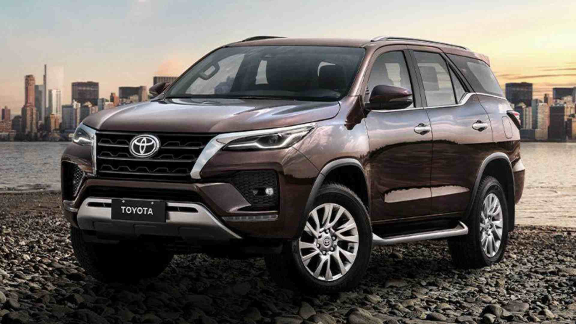 The Toyota Fortuner is set to get pricier still with the latest hike. Image: Toyota