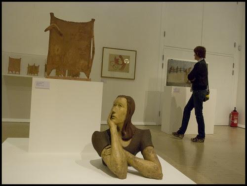 Peter Peri in Leeds City Art Gallery by Briggate.com