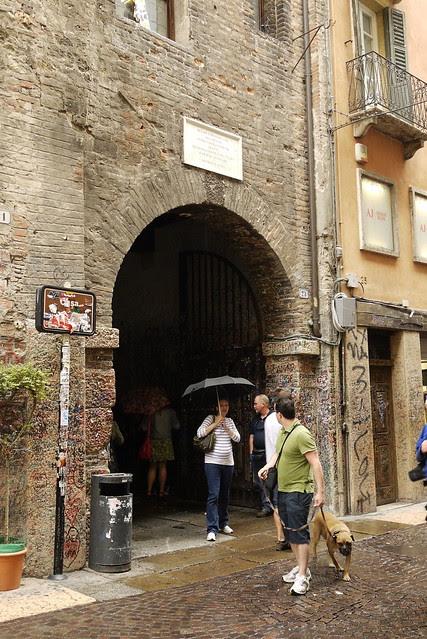 Casa di Giulietta 茱麗葉之家