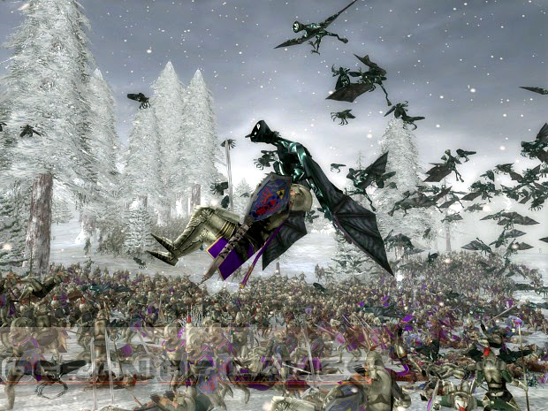 Medieval 2 Total War Features