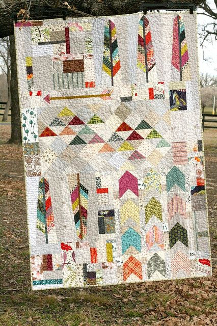 Amazing Quilt   I would like to do something like this with scraps from quilts that I have made....how long do I wait to gather scraps?  or do I just do it now?
