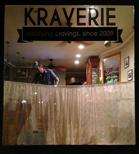 After closing hours, Kraverie, Jersey City
