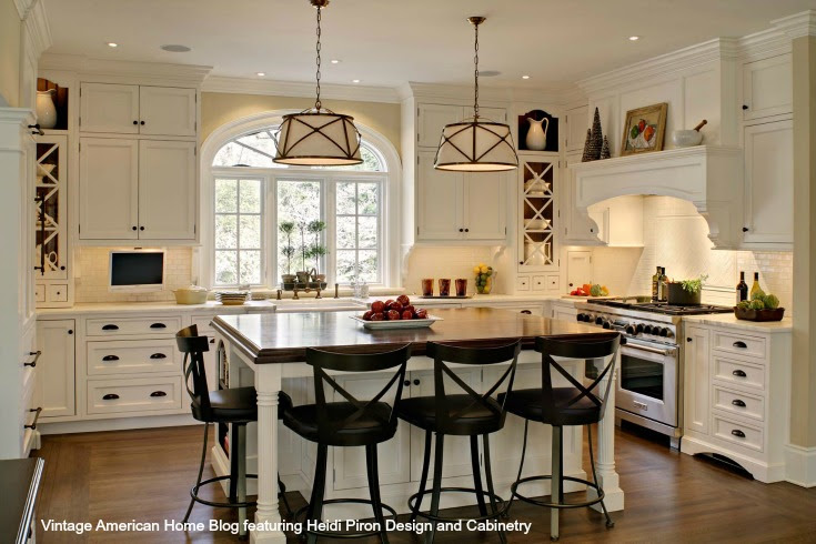 How To Update Your Kitchen To Farmhouse Style New Or Existing Vintage American Home