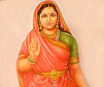 Hindu Goddess Sita