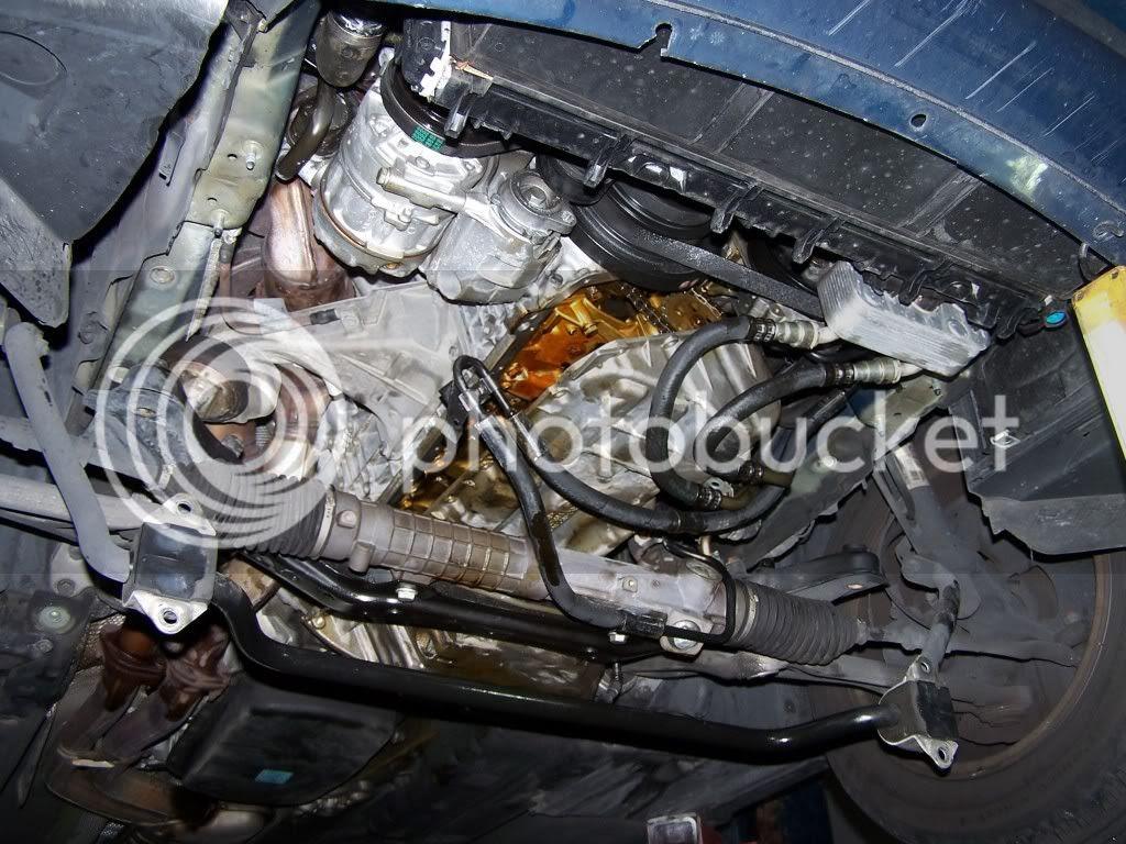 2003 Bmw 325i Oil Pan Gasket Replacement Thxsiempre