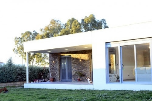 Casas de madera prefabricadas casas prefabricadas linares - Precios de casas prefabricadas de hormigon ...