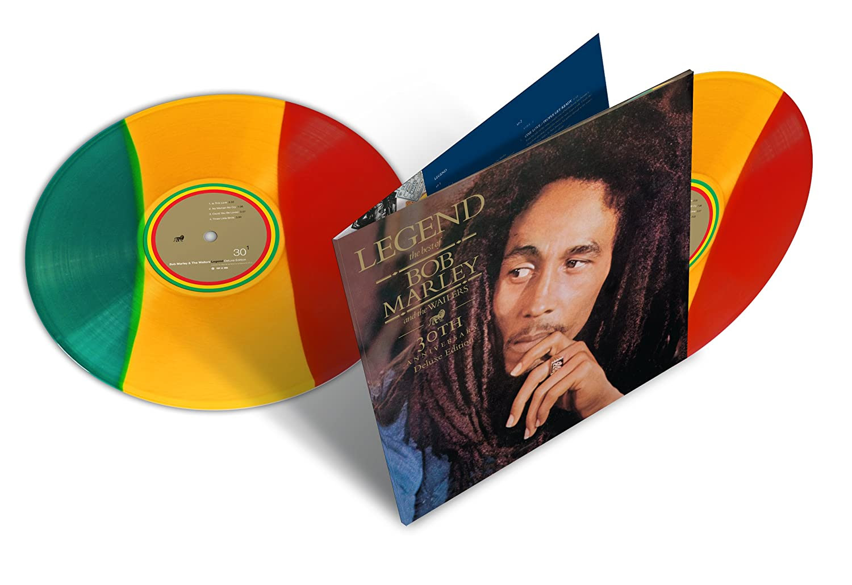 Legend - Bob Marley and the Wailers