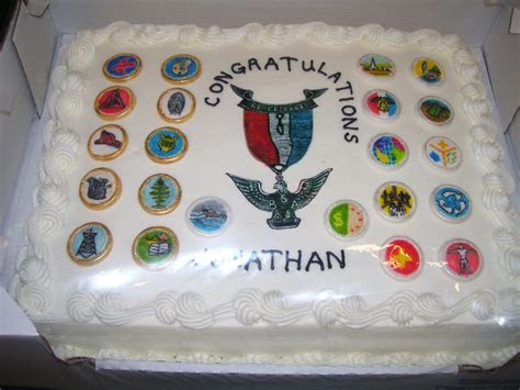 Boy Scout Cake   Cake Decorating Community   Cakes We Bake