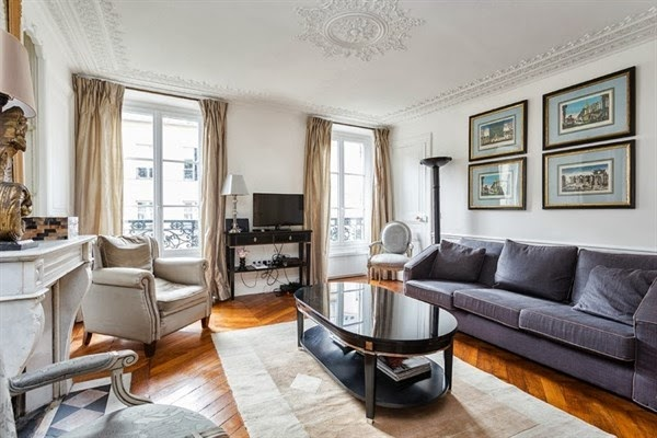 Apartment Vacation Rental Paris