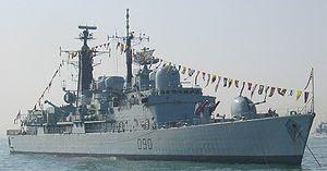 HMS Southampton (D-90)