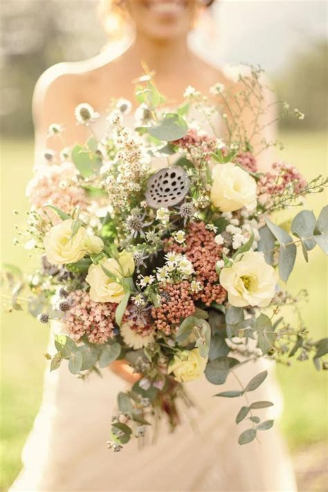 rustic bouquet   Once Upon A Time   Pinterest