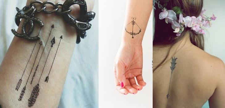Significado Das Tatuagens Do Signo Sagitário