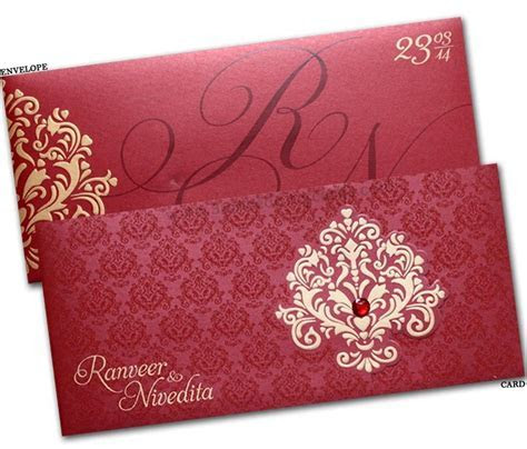 Choose Indian Wedding Cards Covering All Aspects of