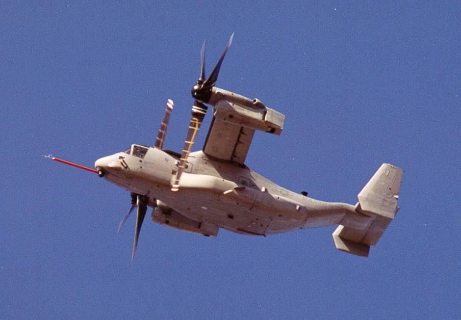V-22 Osprey - Military Aircraft