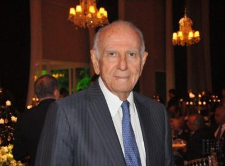 Ex-deputado Felix Mendonça morre ao 92 anos vítima da Covid-19