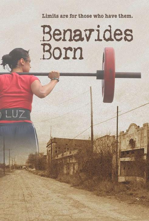 Benavides Born Movie 2011 Online Corina Calderon, Jeremy Ray Valdez First Look Poster