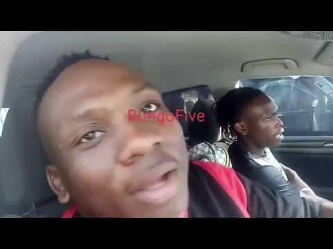 Breaking: Mtangazaji wa Clouds Fm Soudybrown na msanii Maua sama wamekamatwa na Polisi (VIDEO)