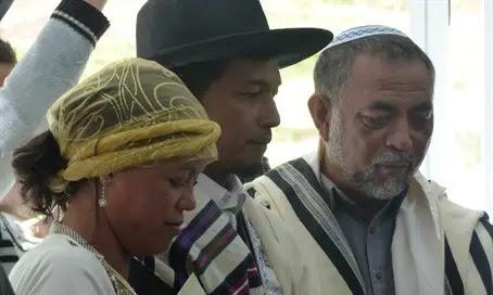 Jewish converts in Madagascar
