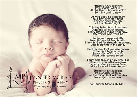 Quotes For A One Month Old Baby