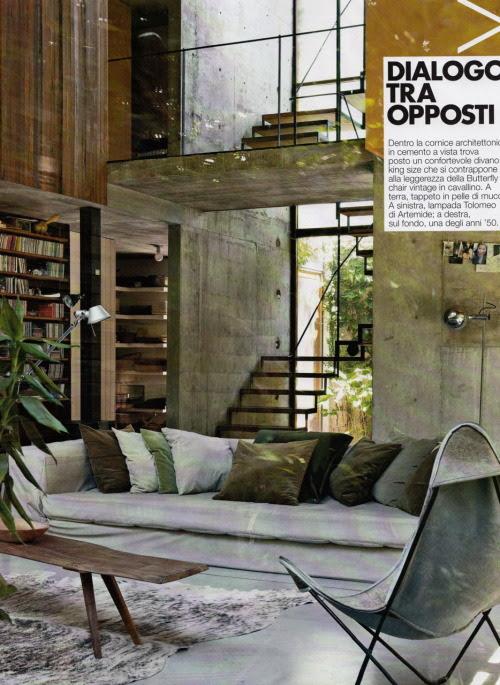 insideinside:  Elle Decor Italia April 2011