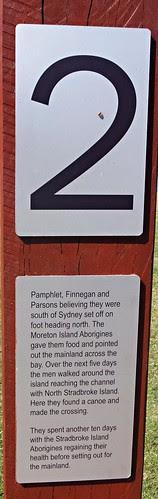 Memorial, Sandstone Point