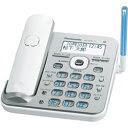 【送料無料】パナソニックコードレス電話機 「RU・RU・RU」 VE-GD51D-S(シルバー)