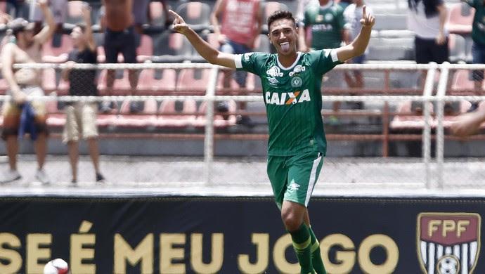 Chapecoense x Ituano Copa São Paulo Vini (Foto: Miguel Schincariol)