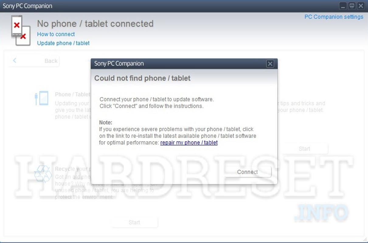télécharger sony pc companion gratuit (windows)