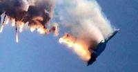 Bombardier rusescs Suhoi 24 doborit de Turcia