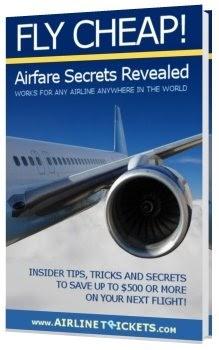 Fly Cheap! Airfare Secrets Revealed!