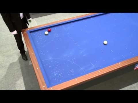 Artistic French Billiard Race H.CUADRADO and J.REVERCHON