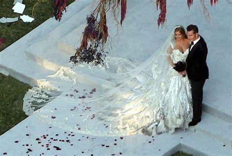 Cat Deeley marries Patrick Kielty in a beautiful hush hush