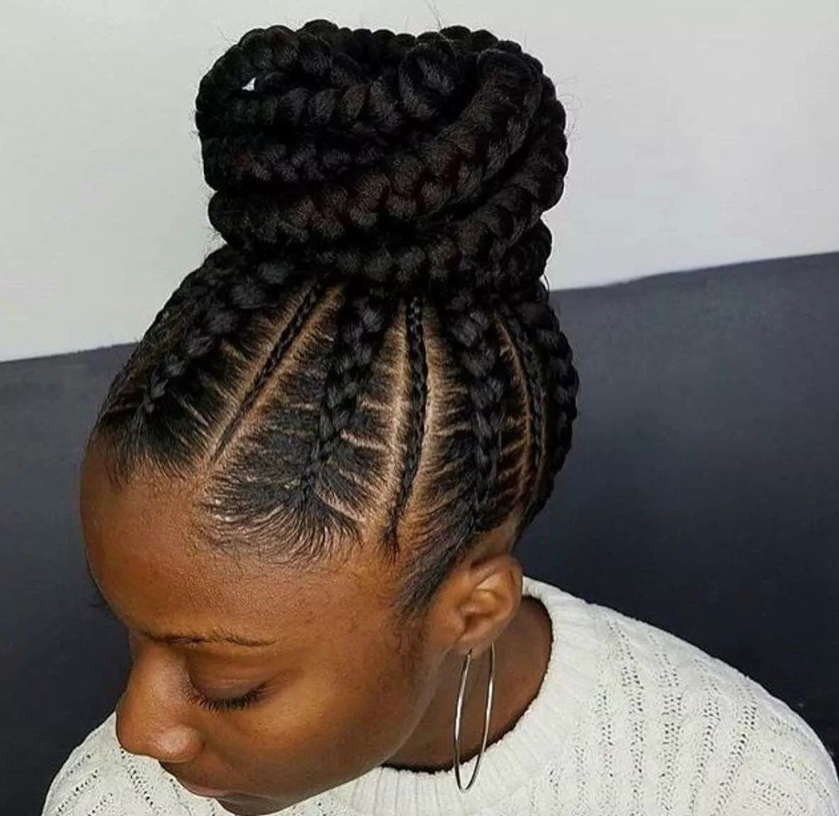 Top 10 African Braiding Hairstyles For Ladies PHOTOS INFORMATION