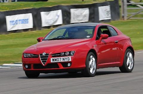 Alfa Romeo Brera Autodelta