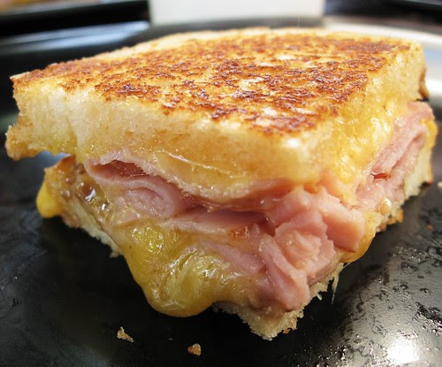 """""""Grilled Cheese Sandwich Tasting"""" at Meltdown etc"""
