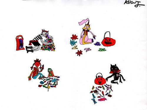 Ava: Candy Kitties