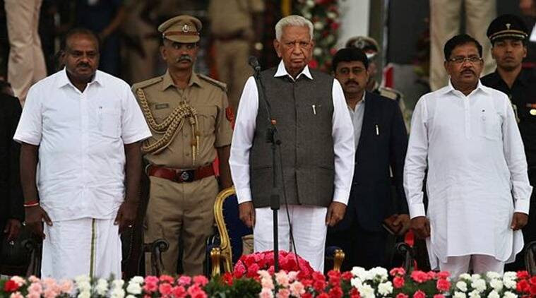 This picture of opposition unity at Kumaraswamy's swearing-in could make PM Modi uneasy