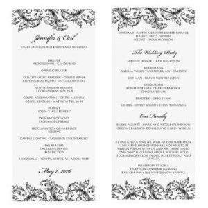 Christian wedding ceremony script   BlissInk.com
