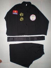 đồng phục võ cổ truyền