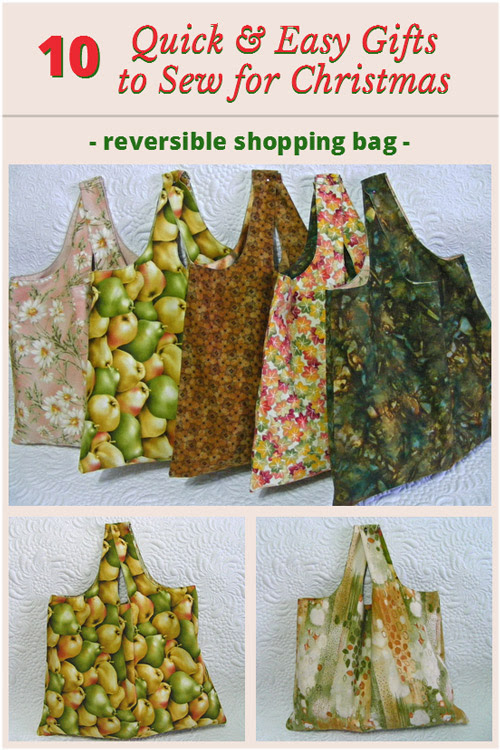 Quick and Easy Gifts to Sew for Christmas - Geta's ...