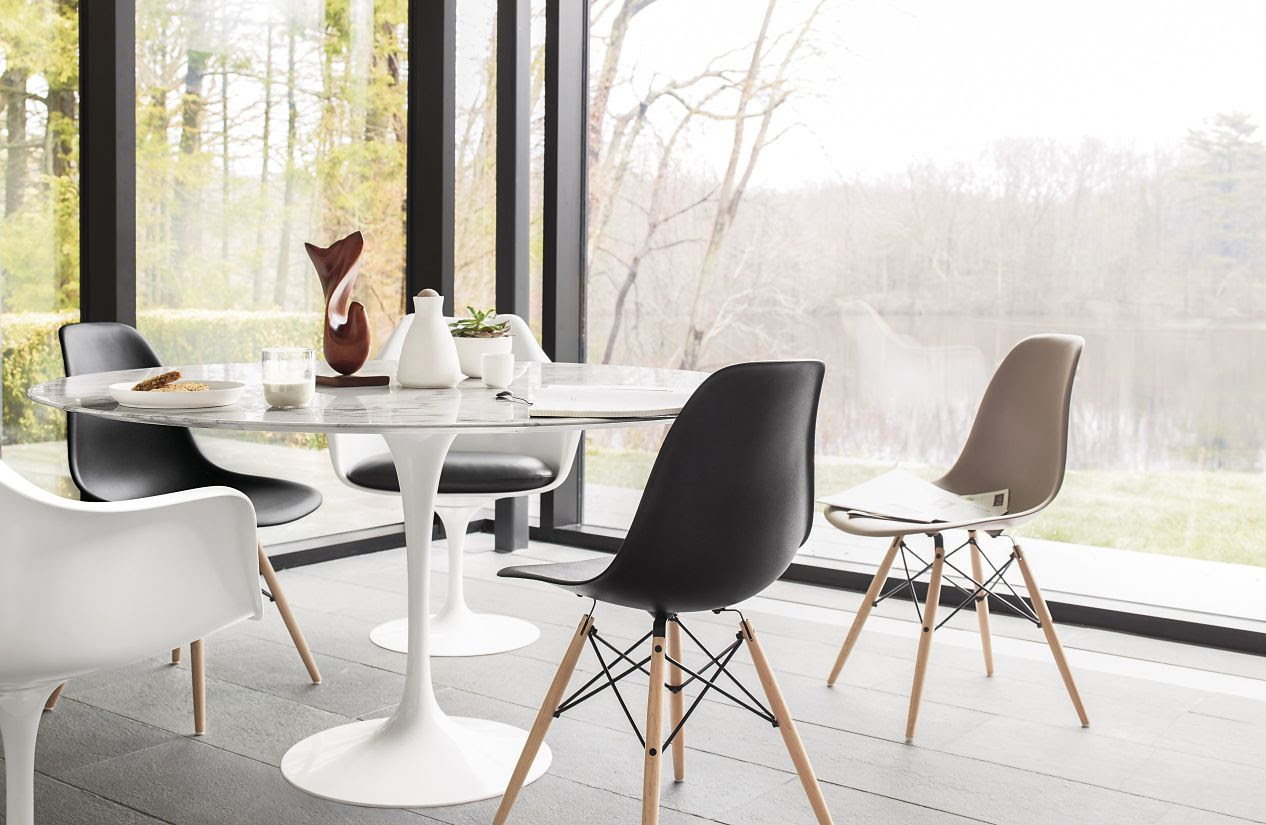 Saarinen Round Dining Table - Design Within Reach