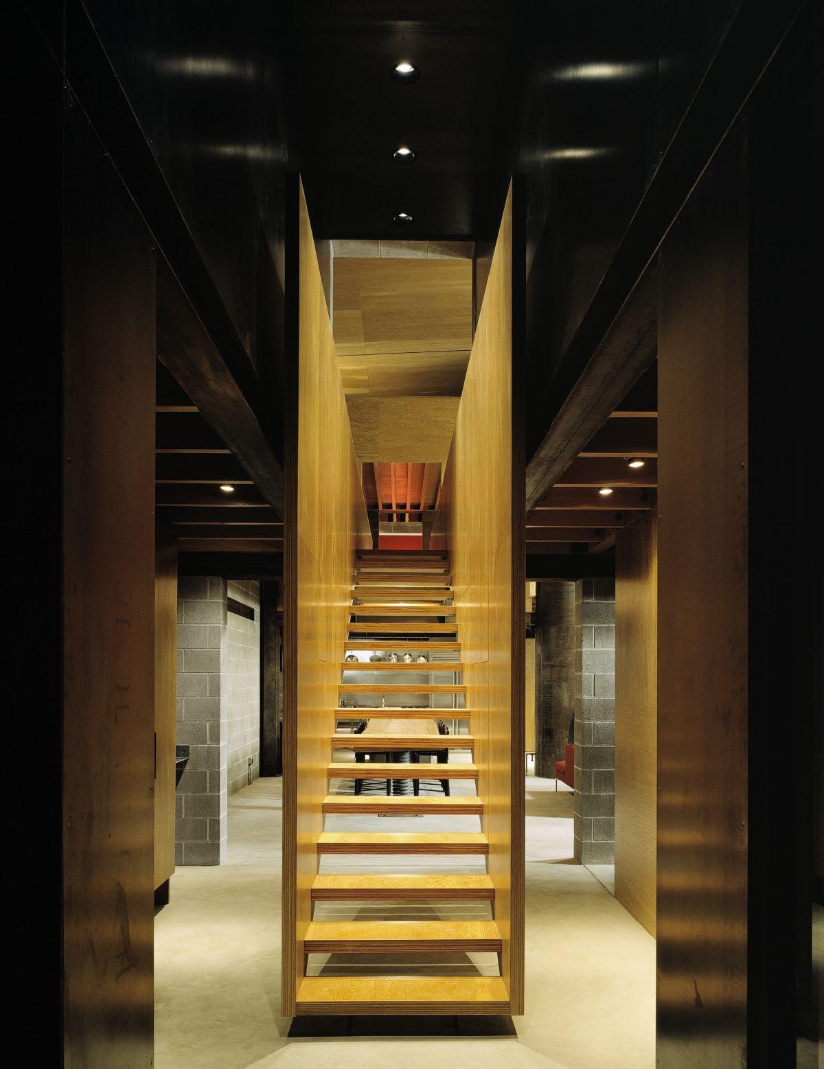 Chicken Point Cabin - Olson Kundig Architects, Arquitectura, casas, diseño